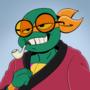 Adult Sophisticated Dapper Terrapin
