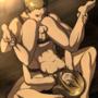 Attack on Titan : Armin & Reiner