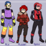 Gang Redesigns I