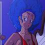 How It All Started: Bulma X Vegeta (Both versions)