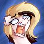 Scream Blonde Horse Commission