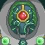 Necron Cyptek Pixelart