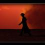 The drifter strides. by WTF-Kurdt