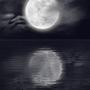 Pale Blue Moon Girl by WTF-Kurdt