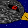 A bird's eye by Slekryn