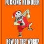 Fucking Reindeer