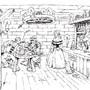 Broken Heart Bordello Tavern by AKABUR