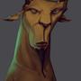 Pika Deer by Katatafisch
