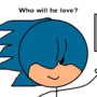 Who will Sonic stickmin Flirt with?