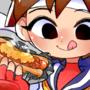 sakura + chili dog