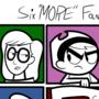 """Six """"MORE"""" Fan-Arts"""