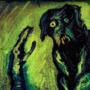 Clawfurd, the Big Green Eldritch Abomination