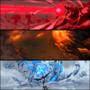 BeamBark/FlameBarrage/ColdHarvest