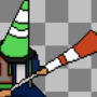 Cone Man!