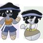 Inky Shroom Sisters