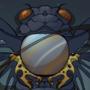 Saturn Cicada