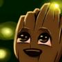 Baby Groot Fireflies