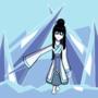 Cute Snow Girl