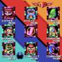 Mega Man Rock Force's Stage Select Reimagined
