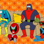 Space Ghost and Homestar Runner