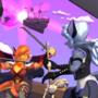 Air Pirates Battle Scene