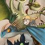 Dragons by Vivzmind