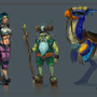 Jak and Pals by arvalis