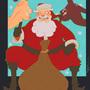 Santa's Sack by arvalis