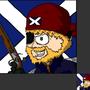 Scottish Pirate by ScelesticFish