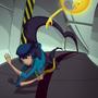 Evasive Action by DarkBlueFlannel