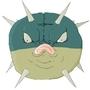 Qwilfish by Jiggle