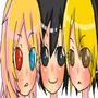 The stupid trio by Neko-tan-524