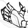 Robot arm sketch