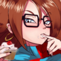 Android 21 wants to taste you