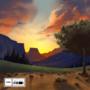 Landscape II (BANDDANIEL Art)