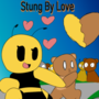 ch3 cover art for stung by love