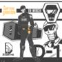 Captain Garrison [31 Deaths] [D-1]