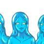 Monster Girl Day 3-Slime (B)