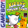 Kirby's Dream Land Pixel Art