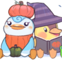 Halloween Animal Crossing Villagers