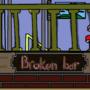 The Broken Bar urbanised.