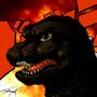 Godzilla 74