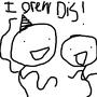 I drew it. by 8BitPie
