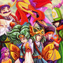 Dragon quest 4 by Evanatt