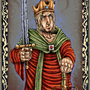 Major Arcana - Justice by Fifty-50