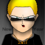 Happy New Year :D by ExtraDan