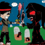 Rage combat by stevethefox