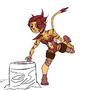 Nalu Katze by DocSmurf