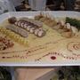 Garde Manger Chicken Platter by Ironchefgriffin