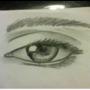 Realistic eye by HWFTW